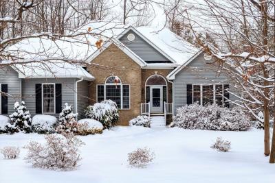 Pavajul și curtea ta în perioadele de frig – 18 idei