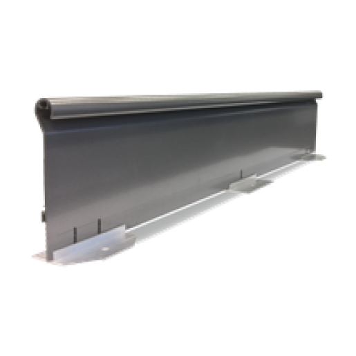 Bordaj Aluminiu 240x3.3x22 cm Fara Led