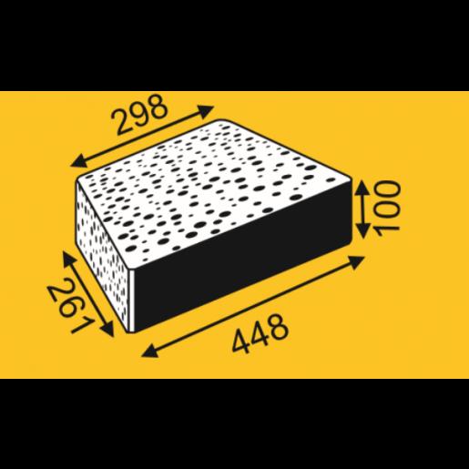 Capac Compac III Antico 44.8x26.1x10 cm