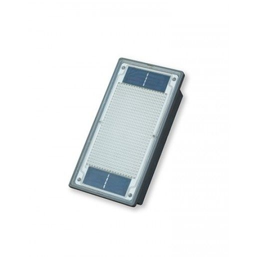 Lampa LED Solara D2 19.5x10x6 cm, Gri
