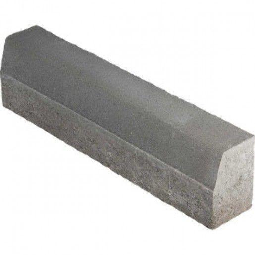 Bordura 50x15x25 cm Tesitura 15/12 cm, Gri
