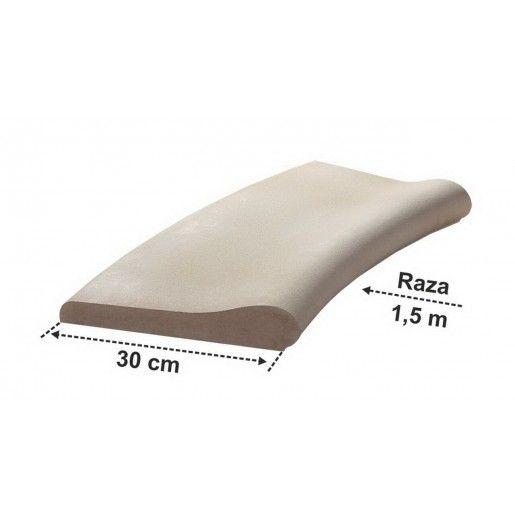 Bordura Piscina Raza 1.5 m