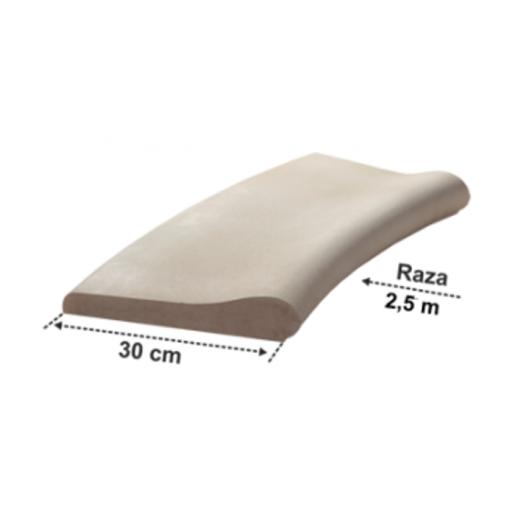 Bordura Piscina Raza 2.5 m