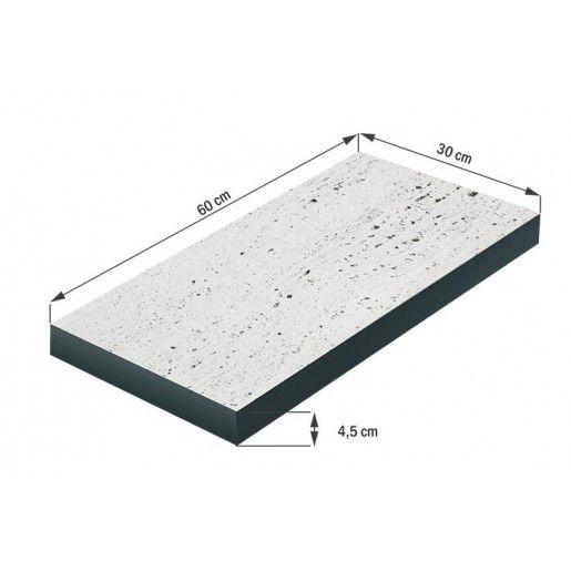 Traverstone 60x30x3 cm