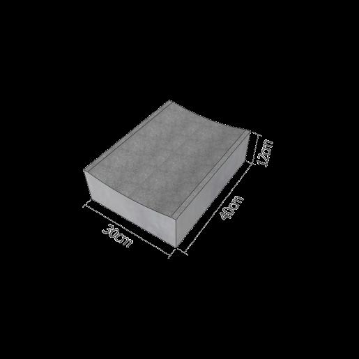 Rigola Scafa 40x30x12 cm