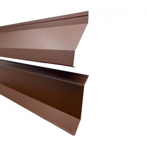 Panou interval gard jaluzele Atlas 200x125x0.05 cm Mat BGM Dublu Maro