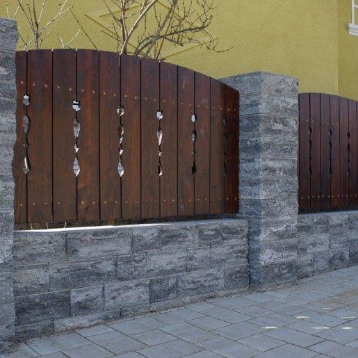 Vermont Uno Element Stalp 44x44x15 cm