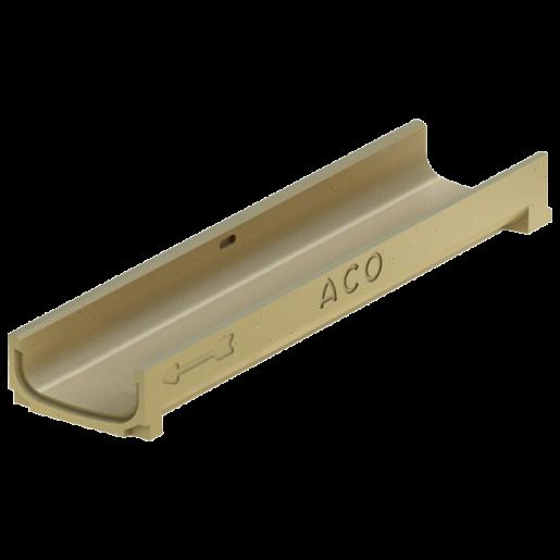 Element de rigola Self Euroline fara gratar 50x11.8x5.5 cm
