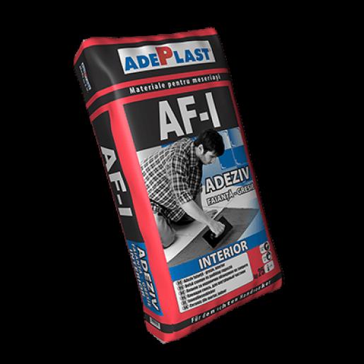 Mortar Adeplast AFI pentruplacareceramica,lainterior, 25 kg