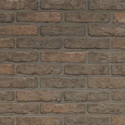 Coltar mic klinker Terca Agora Porfier Grijs, 18.5x5x2.3 cm