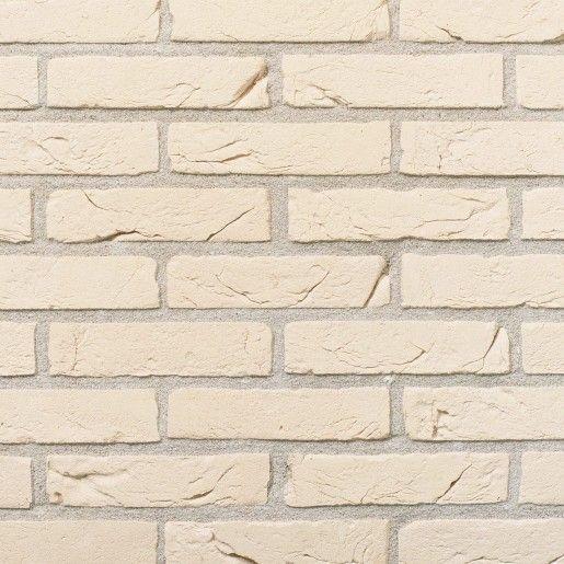 Placaj klinker Terca Agora Superwit, 21.5x6.5x2.3 cm