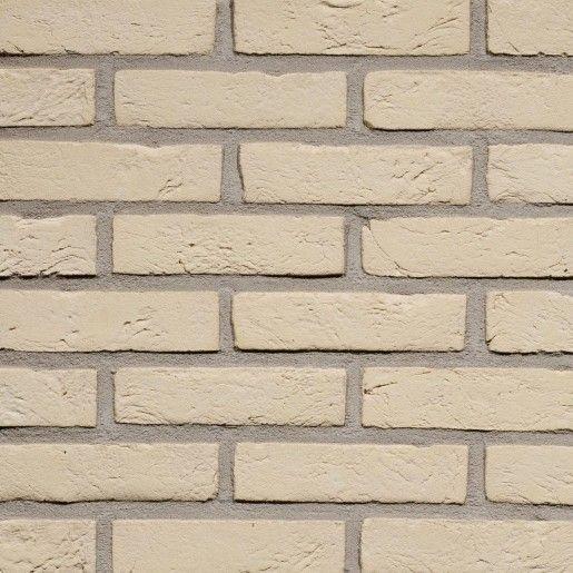 Coltar klinker Terca Agora Wit Ivoor, 21.5x6.5x2.3 cm