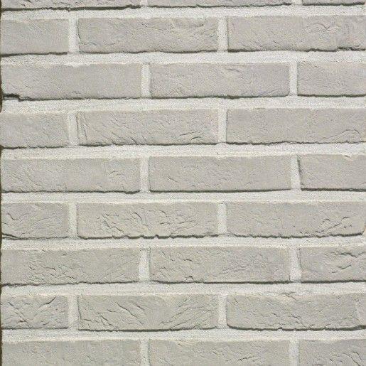 Placaj klinker Terca Agora Zilvergrijs, 21.5x6.5x2.3 cm