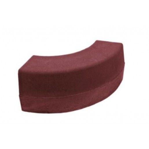 Bordura Curba Convexa BDZ R50x10x25 cm