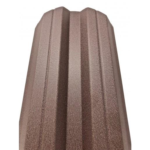 Set 25 buc/3 ml Sipca Metalica Gard Mat BGM Maro 0.45 mm