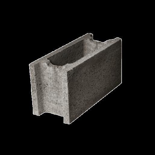 Boltar Fundatie 50x20x25 cm, Gri