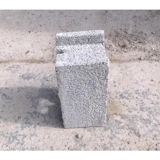 Boltar Fundatie 40x20x20 cm, Gri