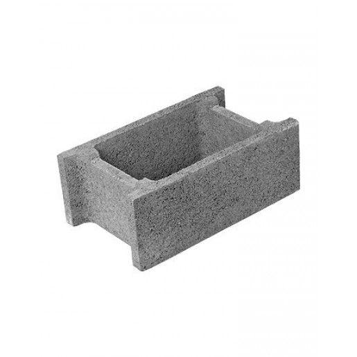 Boltar Fundatie BF2 50x30x19.5 cm, Gri Ciment