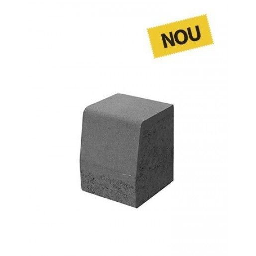 Bordura B6.2 20x20x25 cm, Gri Ciment