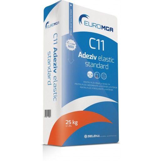 Adeziv elastic, Standard, C11,  25 kg