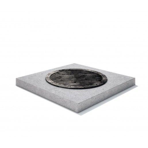 Rama rectangulara beton armat 120x120x20 cm