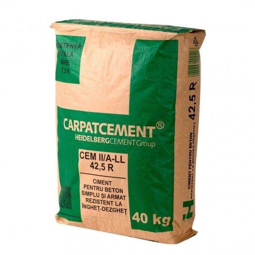 Ciment Carpatcement CEM II/A 42.5R, 40 kg