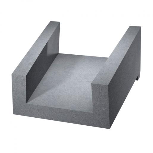 Casiu prefabricat 50x36x15 cm