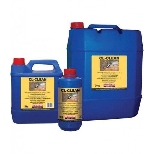 Agent de curatare pentru placile ceramice si pietrele naturale CL-CLEAN, 20l
