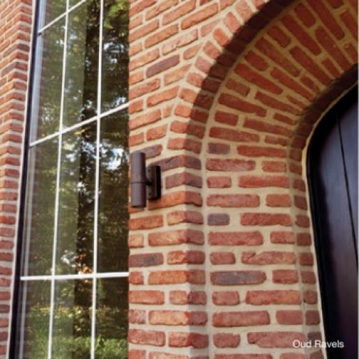 Coltar klinker Terca Rustica Oud Ravels, 21.5x6.5x2.3 cm