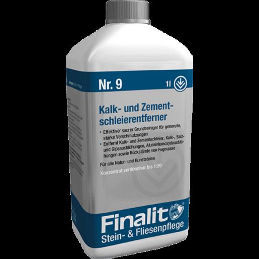 Solutie de curatare a petelor de var si ciment Finalit Nr.9, 5l