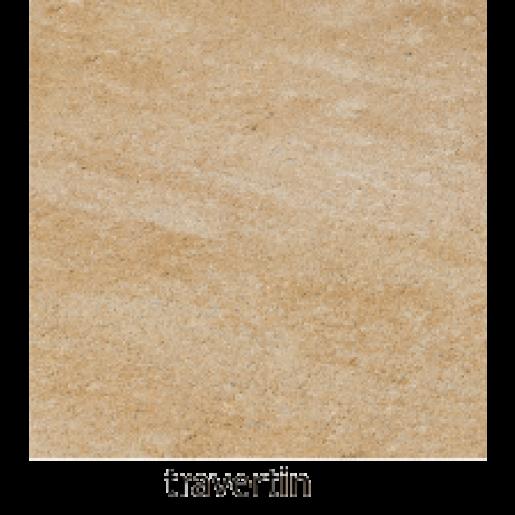 Travertin 30x30x6 cm, Travertin