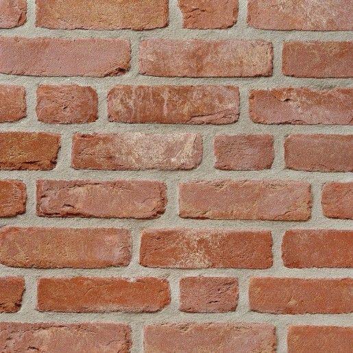 Caramida aparenta Terca Rustica Oud Malle, 21.5x10.2x6.5 cm