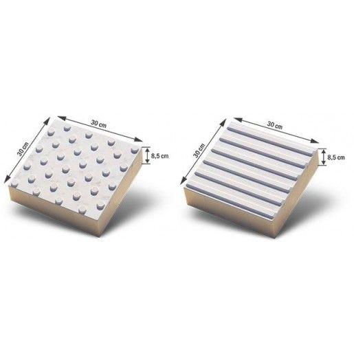 Tactil Butoane 30x30x3 cm