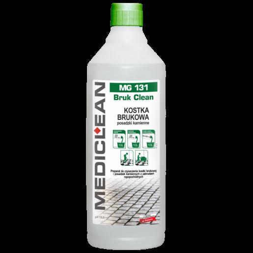 Detergent profesional pentru curatare piatra si pavaje Mediclean, 1l