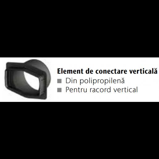 Element de conectare XtraDrain 200 verticala