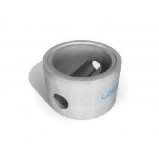Element de baza cu garnitura de cauciuc, cu canal de trecere di 100 g 16 cm