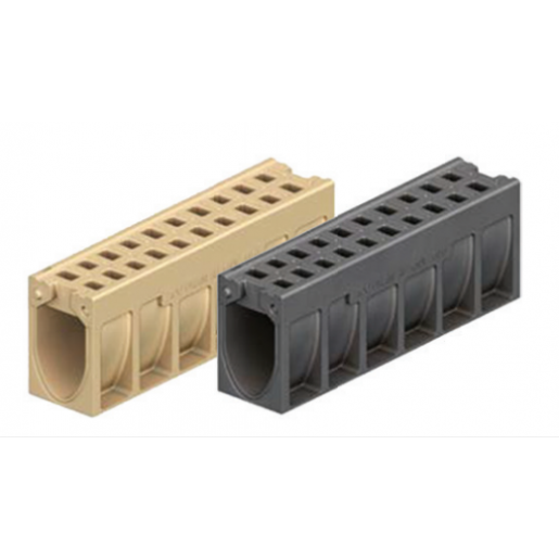 Element de rigola Monoblock RD 150 fara panta prefabricata 100x21x28 cm