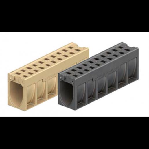 Element de rigola Monoblock RD 150 fara panta prefabricata 100x21x38 cm