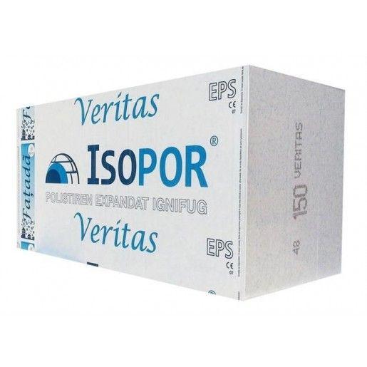 Polistiren expandat Swisspor EPS 80 Veritas, 100x50x2 cm