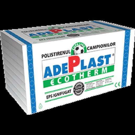 Polistiren expandat Adeplast EPS 70, 100x50x10 cm