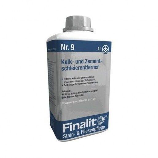 Solutie de curatare a petelor de var si ciment Finalit Nr.9, 1l