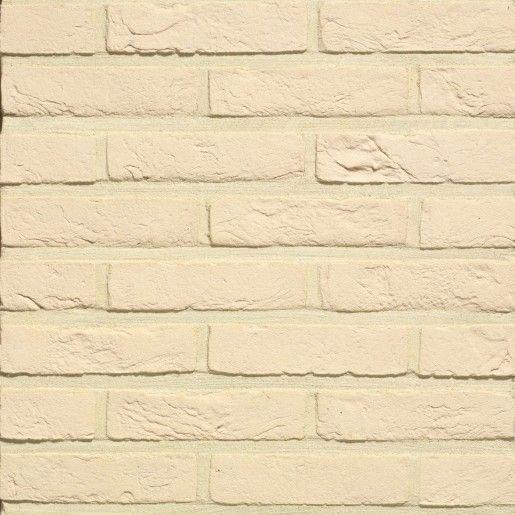 Coltar klinker Terca Forum Branco, 21.5x6.5x2.3 cm