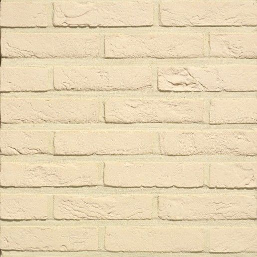 Caramida aparenta Terca Forum Branco, 21.5x10.2x6.5 cm