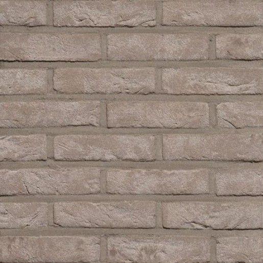 Coltar klinker Terca Forum Cromo, 21.5x6.5x2.3 cm