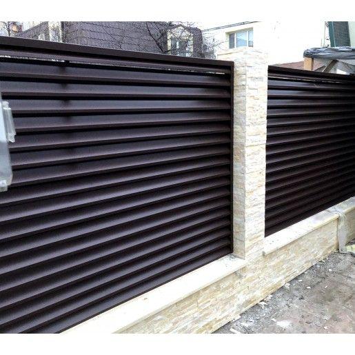 Panou gard model tip Jaluzea Clasic 200x150 cm