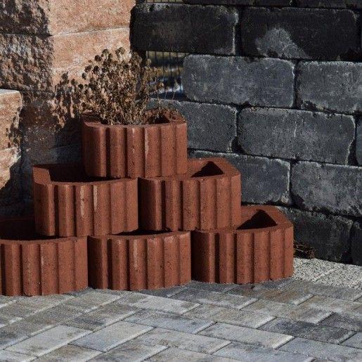 Jardiniera 13x30x26 cm