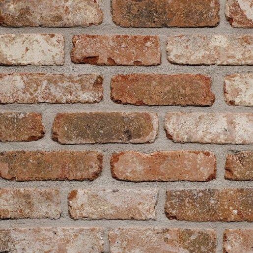 Coltar mic klinker Terca Belle Epoque de Liege, 18.5x6.5x2.3 cm