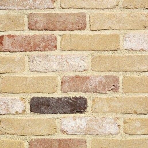 Coltar mic klinker Terca Rustica Oud Beauvoorde, 18.5x6.5x2.3 cm