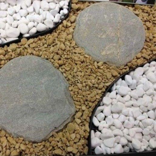 Marmura Rotunjita Alba Thassos 3-6 cm, Sac 20 kg