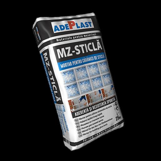 MortarAdeplast pentru caramizidesticla, 25 kg
